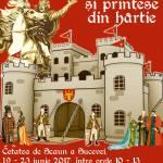 Afis Castele, Printi si Printese din hartie