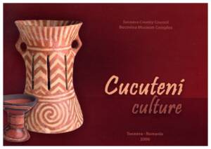 Ion Mareș, Cucuteni culture, 2006, coperta 1