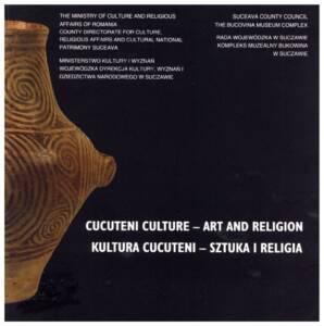 Ion Mareș, Cucuteni culture, 2008, coperta 1