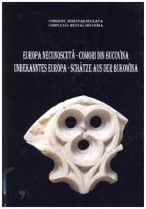 Ion Mareș, Europa necunoscută, coperta 1