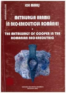 Ion Mareș, Metalurgia aramei, 2002, coperta 1