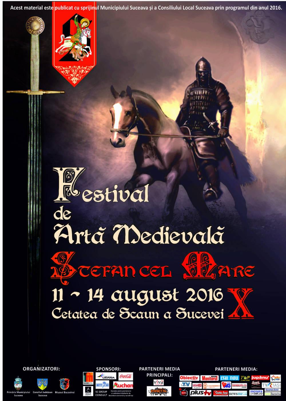 afis festival medieval