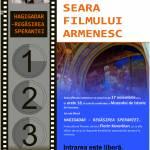 afis seara film armenesc 2017