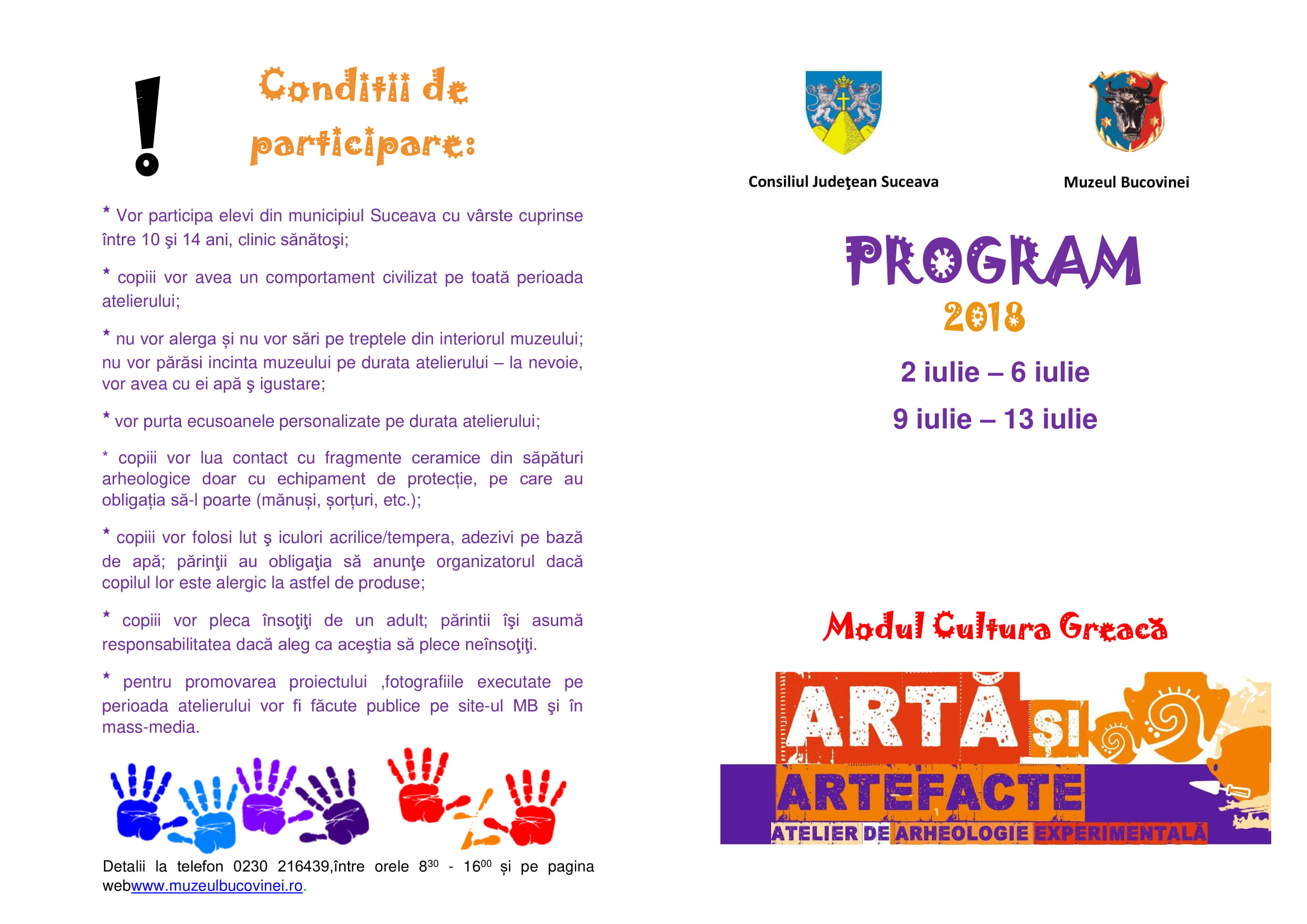 program ateliere de arh exp GRECIA 2018-1