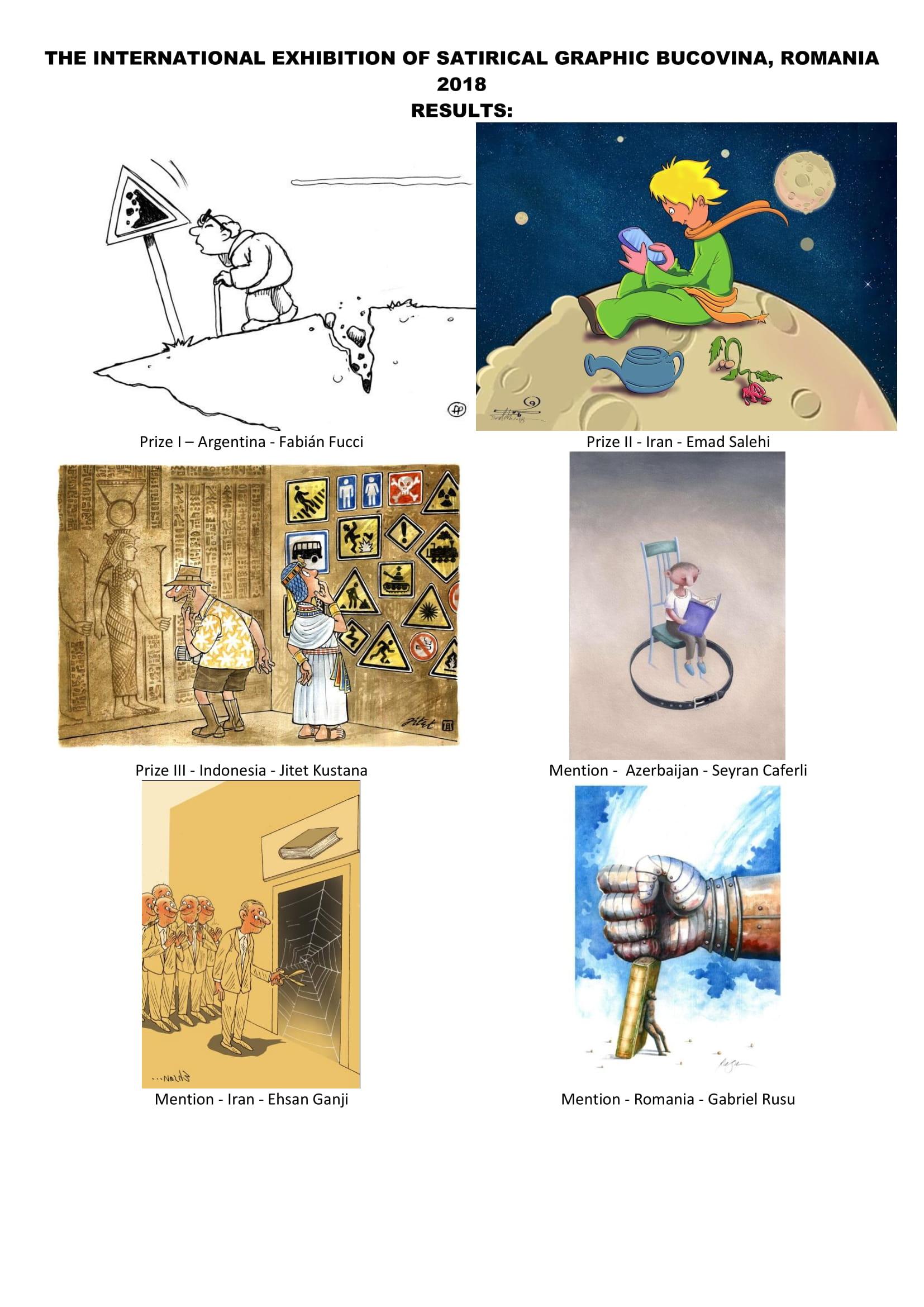 premii caricatura site 2018-1
