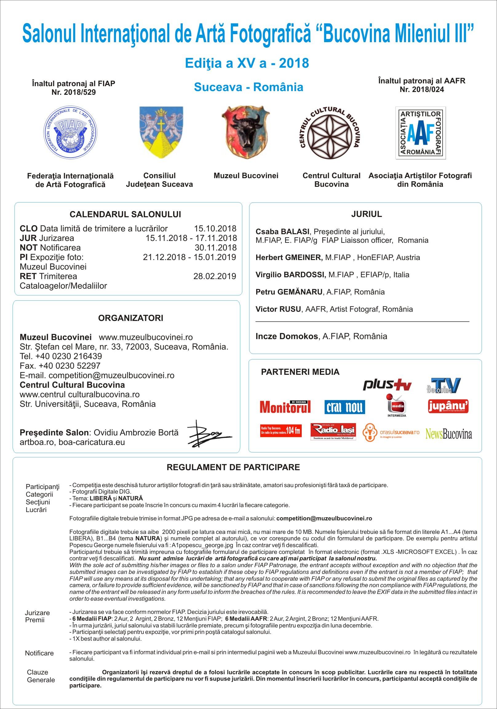 Regulament (Română)