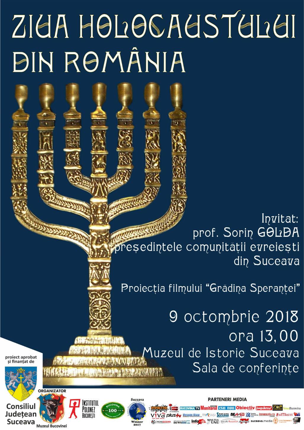 afis evrei cu logo polonez 2018 rgb