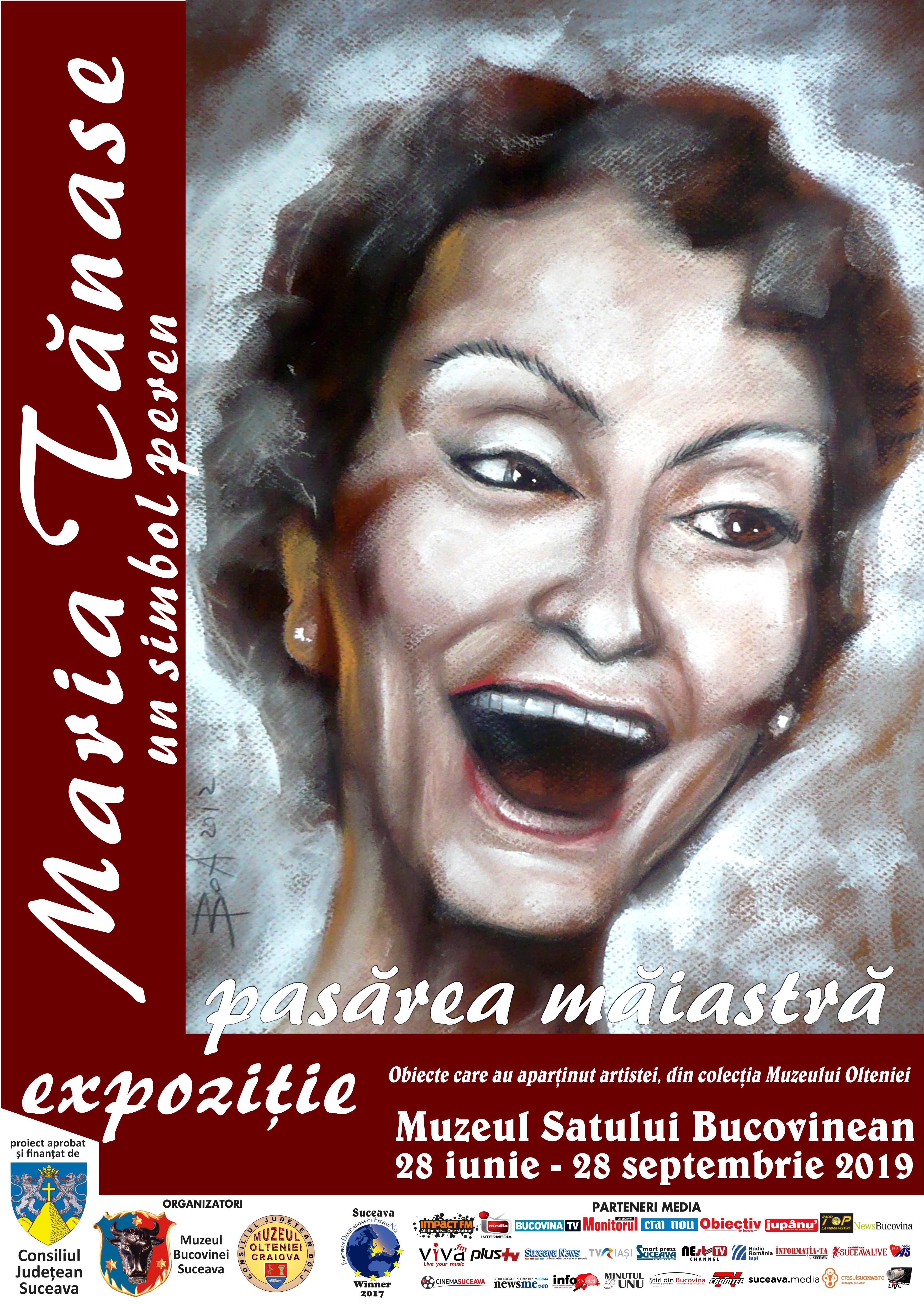 afis Maria Tanase