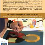 afis lectie atelier pictura pt adulti 2019