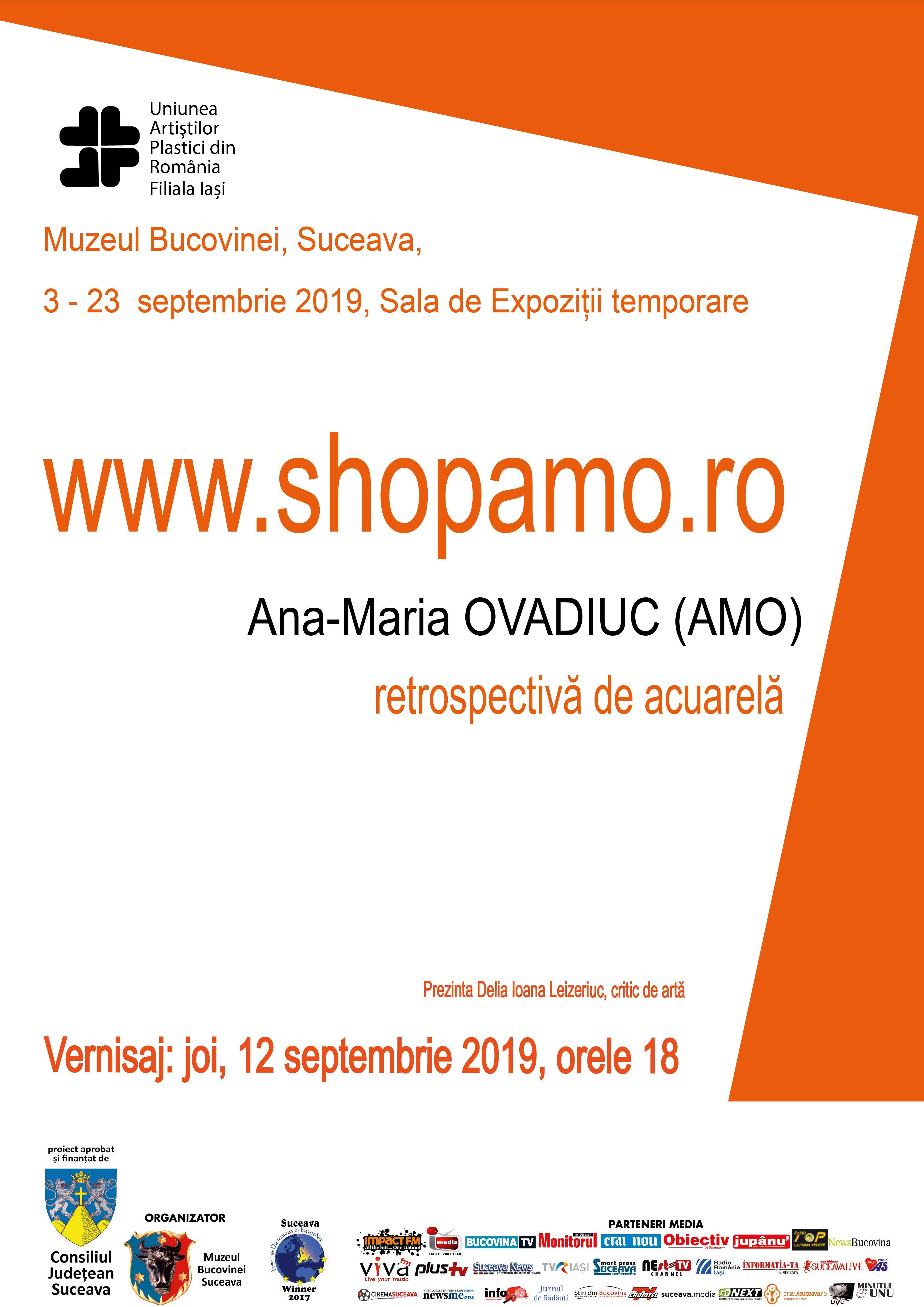 AFIS SHOPAMO- Muzeul Bucovinei 2019 (1)