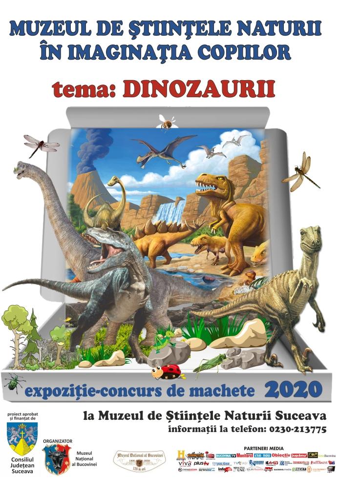 machete dinozauri