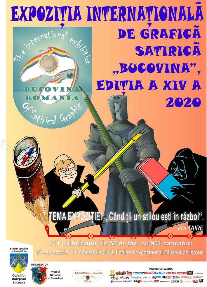 afis caricatura 2020