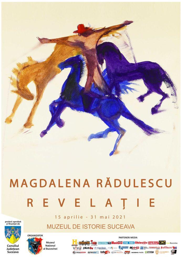 Magdalena Rădulescu – Revelație