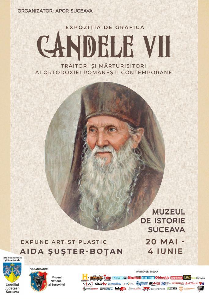 afis Candele vii